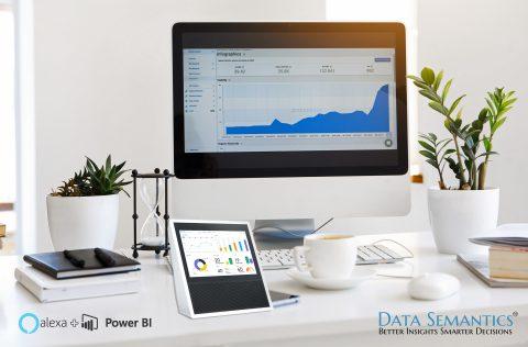 Alexa, Power BI, Data Semantics