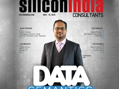 Silicon India – Data Semantics: Empowering You to Harness the Full Potential of Your Data Assets